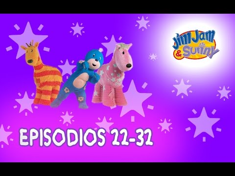 Jim Jam &amp; Sunny  Las manimarionetas 1 de 3