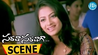 Sarada Saradaga Movie Scenes - Srikanth Falls In Love With Sindhu Tolani || Rajendra Prasad || Ali - IDREAMMOVIES
