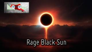 Royalty Free :Rage Black Sun