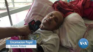 Venezuelan Hospitals Reach Catastrophic Breaking Point - VOAVIDEO