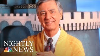 Mister Fred Rogers' Neighborhood Turns 50 | NBC Nightly News - NBCNEWS