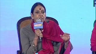 Women Of Steel Summit: Jaya Jaitly says, Men finds a way to undermine a women - NEWSXLIVE