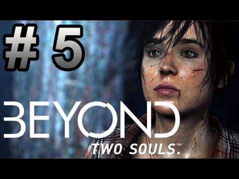 Beyond Two Souls Part 05   Punk Rock Rebel | Too Much Gaming