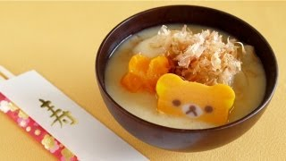 How to Make Shiromiso Zoni (White Miso Soup with Mochi Rice Cake) Recipe  