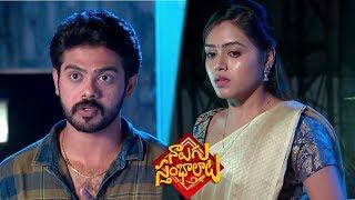 Naalugu Sthambalata Serial Promo - 12th October 2019 - Naalugu Sthambalata Telugu Serial - MALLEMALATV