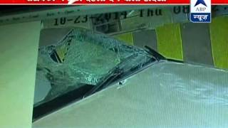 One gets stuck on top of car, another dies in unbelievable accident - ABPNEWSTV
