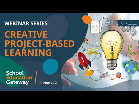 School Education Gateway. Creative Project-Based Learning (Kūrybinis projektinis mokymasis)