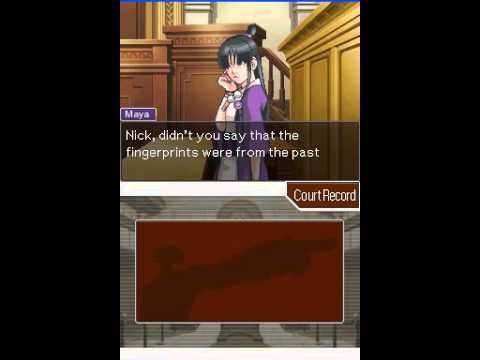 Phoenix Wright: Conflict of Interest - The Rogue Turnabout ~ Day 3, Trial