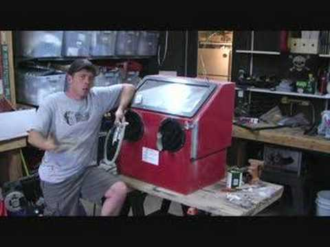 Introduction to Sandblasting