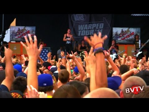 "Attack Attack! - ""Smokahontas"" Live in HD! at Warped Tour 2011"