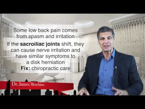 Low Back Disc Herniation
