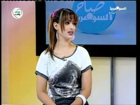 مذيعات قناة السومرية برنامج شباب وبنات