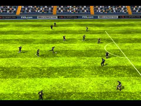 FIFA 14 iPhone/iPad - team sexuelle vs. Brøndby IF