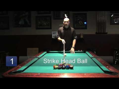 Billiards Tips : Tips on How to Break in Billiards