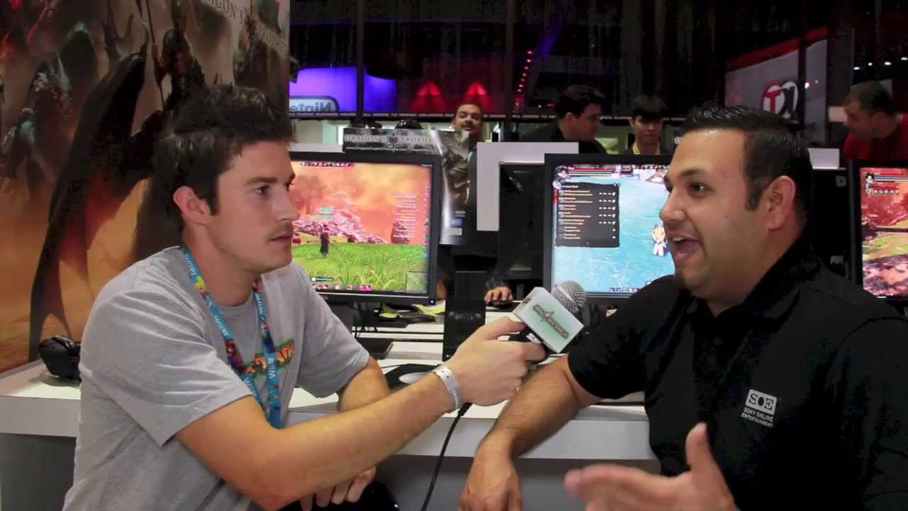 Dragon's Prophet Interview - E3 2013