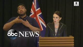 New Zealand prime minister announces sweeping gun law changes - ABCNEWS