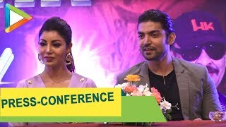 Gurmeet Debina & Shefali Jariwala Press Conference for The Country Club New Year Bash 2019 | Part 2 - HUNGAMA