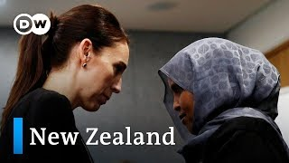 Burials begin for New Zealand mosque shooting victims | DW News - DEUTSCHEWELLEENGLISH