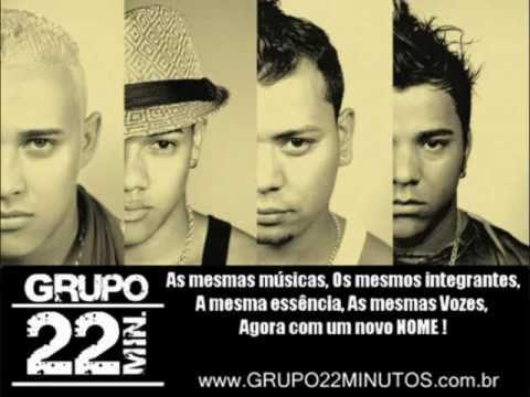 Grupo 22 Minutos - Tá Tatuado ♫