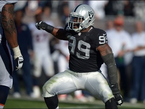 Chicago Bears agree to terms with  DE Lamarr Houston