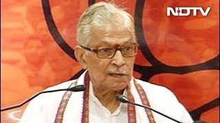 आडवाणी के बाद मुरली मनोहर जोशी का भी टिकट कटा - NDTVINDIA