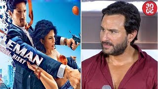 Sidharth Disappointed With 'A Gentleman's Box-Office Failure | Saif Talks About Parenthood