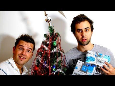 Deblní kecy na vánoce