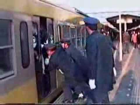 Çinde Trene Binmek Bu Kadar Zor
