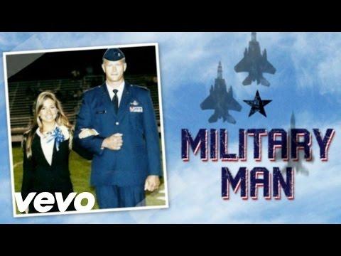Jessie James - Military Man (Lyric Video)