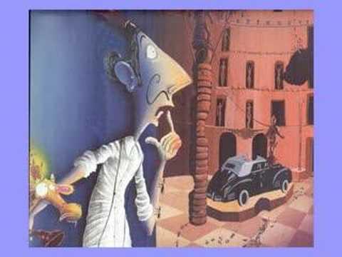 Cuento El Sueño de Dalí. Proyecto Los Pintores.EEI Santiago Apóstol