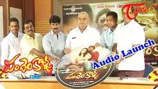 Pandem Kollu Movie Audio Launch - TELUGUONE
