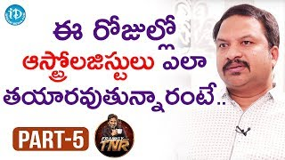 RP Patnaik Exclusive Interview Part #5 | Frankly With TNR | Talking Movies With iDream - IDREAMMOVIES