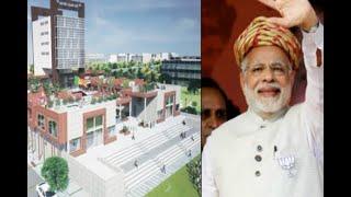 In Graphics: BJP'S NEW HEAD OFFICE - ABPNEWSTV