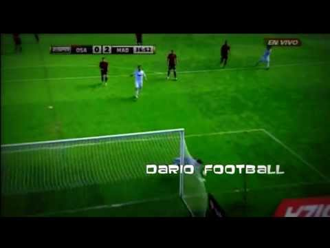 Cristiano Ronaldo Amazing Goal in La Liga Season 2011/2012 to Osasuna Kopyas