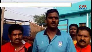 Police Seized Red Sandalwood in Chittoor | CVR News - CVRNEWSOFFICIAL