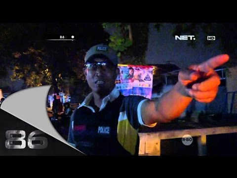 86 - Patroli Pengamanan Tawuran di Citayam Depok - Ipda Winam Agus