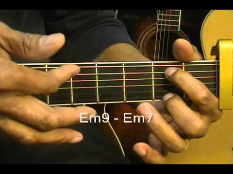 John Legend ALL OF ME Fingerstyle Guitar Lesson How To Play Tutorial Cover