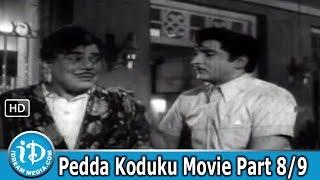 Pedda Koduku Movie Part 8/9 - Sobhan Babu, Varalakshmi, Kanchana - IDREAMMOVIES