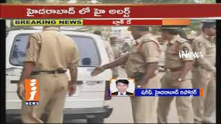 Hyderabad City Under 144 Section Due To Black Day | High Alert | iNews - INEWS
