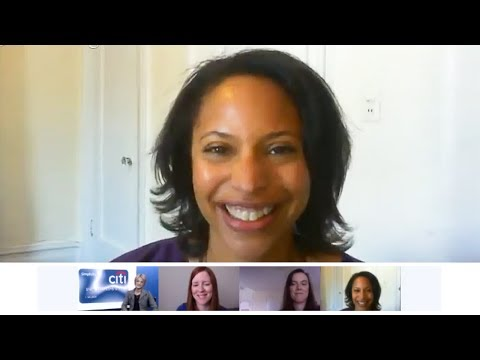 Citi Talks Hangout: Everyday Money Tips
