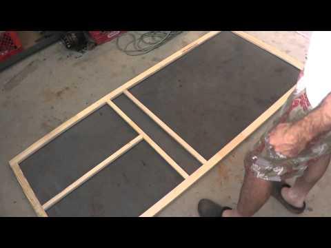 Sagging Screen Door Repair & Prevention