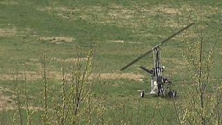 واشنطن.. اعتقال رجل مسن بعد هبوط طائرته المروحية قرب الكونغرس (فيديو)