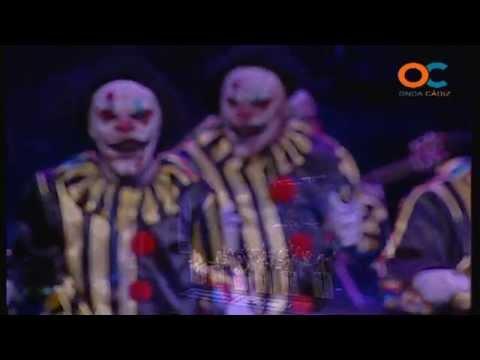 Sesión de Preliminares, la agrupación El circo de la vida actúa hoy en la modalidad de Comparsas.