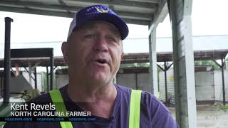 Hurricane Florence Hits Farmers Hard in North and South Carolina - VOAVIDEO