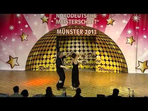 Gisela Burgemeister & Jörg Burgemeister - Norddeutsche Meisterschaft 2013
