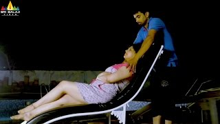 Badmash Pottey | Farukh Doing Body Massage to Farah | Latest Hyderabadi Movie Scenes - SRIBALAJIMOVIES
