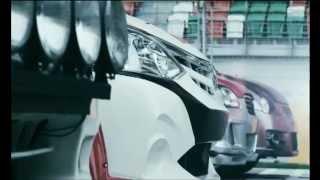 Toyota Etios- Motor Racing