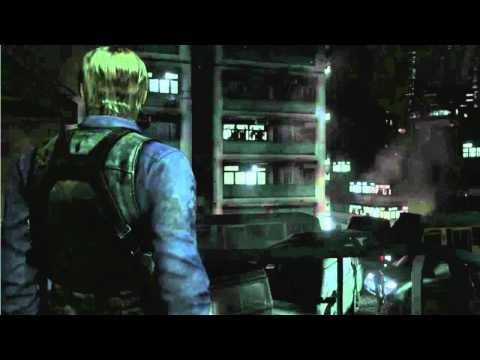 Resident Evil 6 - Gameplay Walkthrough E3 2012 Demo [HD] (Xbox 360/PS3/PC)