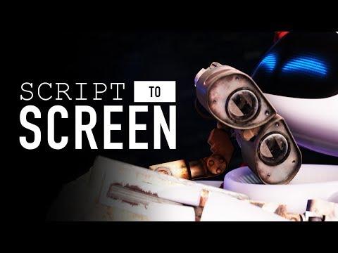 WALL•E | Script to Screen | Disney•Pixar - عرب توداي