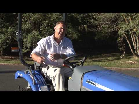 Iseki TH4365 Series Compact Tractor Walk-Around Video